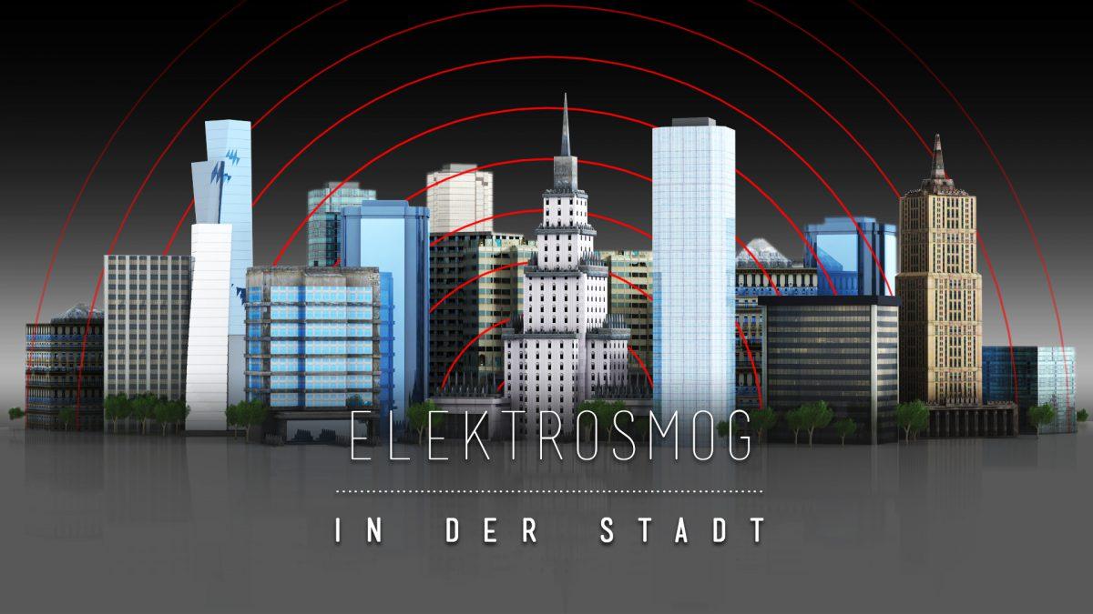 9010-CARD - Quantenenergie gegen Elektrosmog in der Stadt