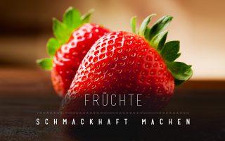 90.10.-CARD – Erdbeeren und anderen Früchten ihre ursprüngliche Fruchtintensität zurückgeben