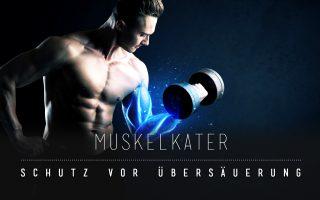 Sich mit Quantenenergie vor Muskelkater schützen