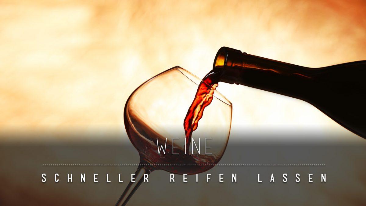 9010-CARD - Wein reift schneller durch Quantenenergie