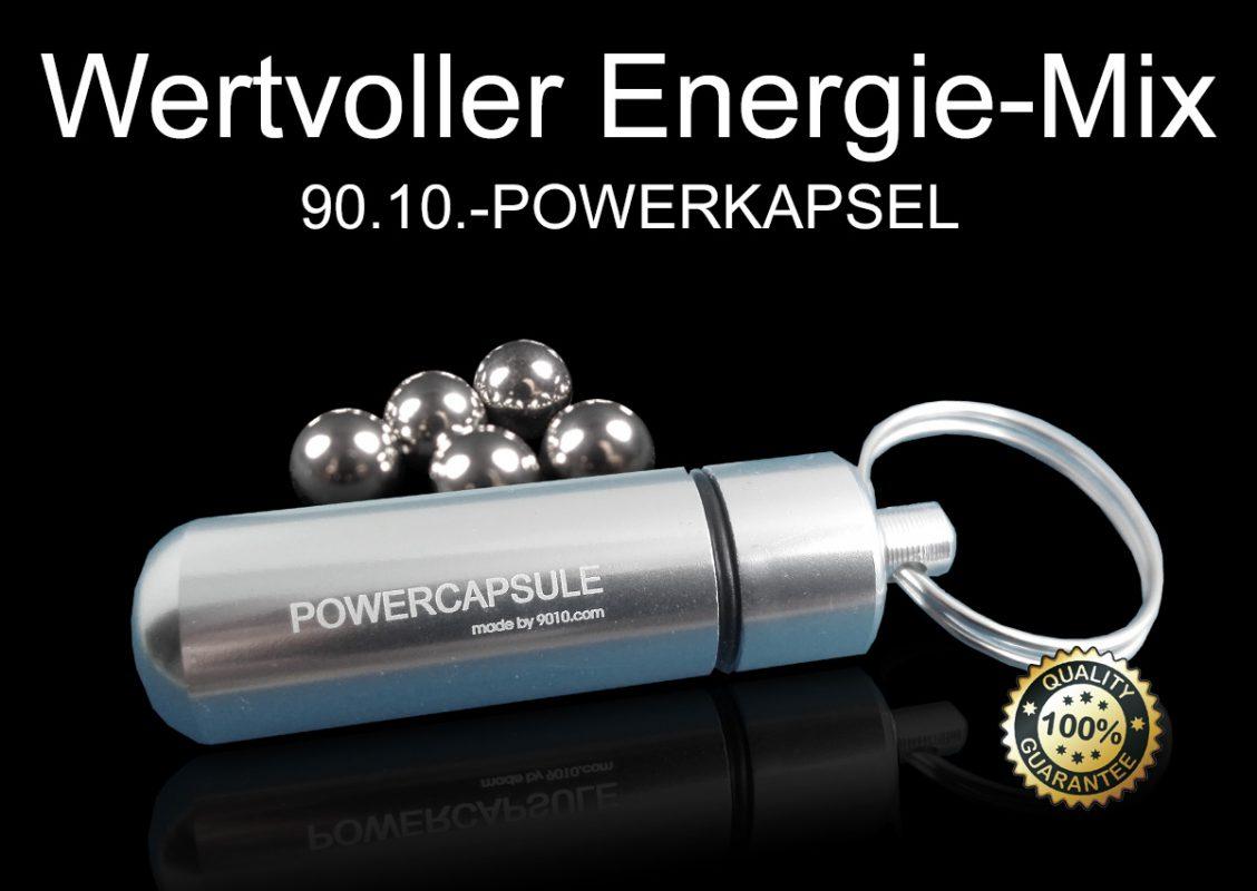 9010-POWERKAPSEL - Quantenfrequen mit unglaublicher Kraft