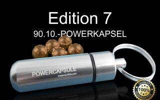 90.10.-POWERKAPSEL – Edition 7